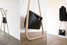 wood/leather