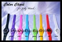 pilihan tali untuk jam tangan/wrist watch