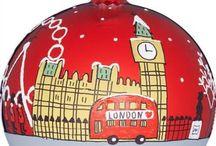 Natale / Arredi, addobbi e oggetti natalizi / by susanna soro