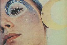 60/70s makeup