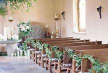 Deco mariage eglise