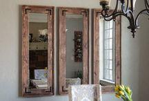 Mirror decor