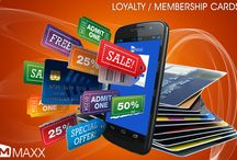 Loyalty/Membership Card / Loyalty and Membership Card brings a new kind of business promotion in the market. Loyalty Cards are one of the fastest growing segments in today's business world because they add value to the customer.... http://maxxerp.blogspot.in/2013/11/loyaltymembership-card-loyalty-and.html