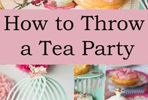 tea party suggestions