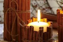 candles deco