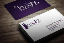 Dla Twojej firmy  / Logo, wizytówki, reklamy, strony www, identyfikacja wizualna