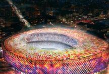 Mejores estadios(Barsa...)