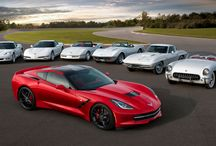 Classic Corvettes / The path of the corvette from start to current