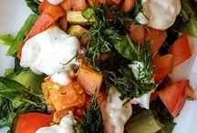 Salad Recipes / Recipes for salads
