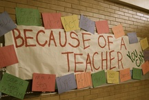 Teachers / by Texie Brown