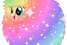 my little pony ♡