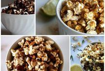 Recipes: Snacks / by Mijke Alberts-van Gastel