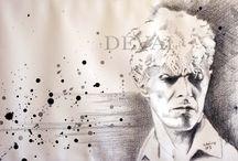 Alex DÉVAI grafikái legendás BEAT-ikonok