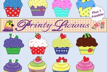 Clipart by Printylicious