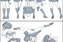 Body Stances