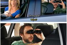 It's always sunny / by Beth Petrillo