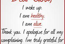 Dear Allah❤ / Faith