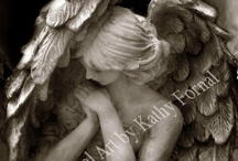 ~ Angelic ~ / ~ An angel in your home they say , will guard your home, night and day ~ / by Susan Thompson