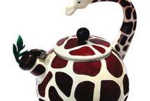 Teapots - Fun / Cute, whimsical teapots