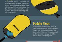 ski kayak