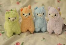 Alpaca's / Fluffy Alpaca's!