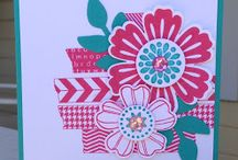 Cards Mixed Bunch Stamp Set