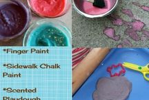 Kids: Crafts / Kid crafts and activities for younger children.