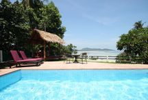 Island View Villa / Island View Villa is located in Sri Thanu, Koh Phangan, Thailand , its a 3 bedroom house with swimming pool and views across the bay of Hin Kong and looking towards Samui. http://www.kohphangan-villas-thailand.com/property/island-view-villa/
