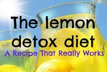 Detox / by Amy Bertram
