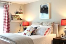 Beds & Headboards / by Angela @ Cottage Magpie