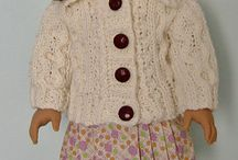 Doll knitted Paterns