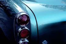 Cars up close / The details / by Michael Bell