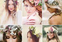 kvety vo vlasoch