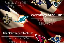 NFL London 2017 / Images and information relating to the NFL London 2017 games and events.