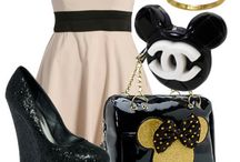 Disney Bound Fashion / by Mayra Aviña