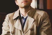 Supernatural / I love supernatural,Winchester and Castiel