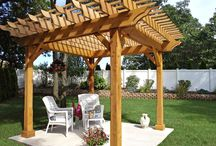 Outdoor Spaces / by Patrice DeYoung