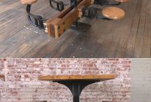 Industrial furniture / Table