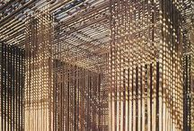 bamboo evler