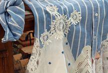 Prim fancy clothes / by Sandra Seguin-Wilder
