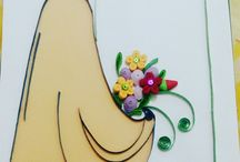 Quilling Sisie