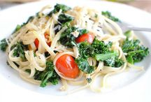I {heart} KALE / Delicious ways to get kale into your diet. / by Aggie's Kitchen