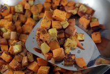 Plant Based aka Vegan Sweet Potatoes