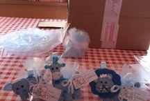 Fiocchi nascita-banner-battesimo#bomboniere / Realizzati e cuciti interamente a mano
