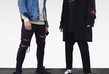 Street Look Men Outfits