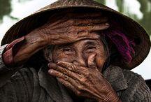 PORTRAITS OF VIETNAM / Portraits of Vietnamese people