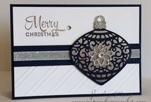Stampin' Up! -Delicate Ornaments