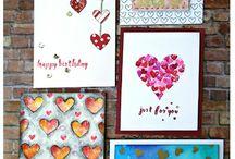 Heart Background Builder