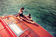 Yachts / Boats / Luxury yachts, sailing and speed boats. Inspiration and design.