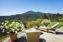 27 Rock Road / Just Sold!   Offering one of the most spectacular South facing views of Mount Tamalpais in Kent Woodlands and Marin County.